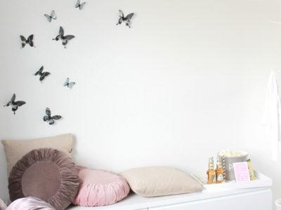 Asuntomessut/ lastenhuoneiden maalisävyt